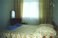 Спальня в номере-люкс